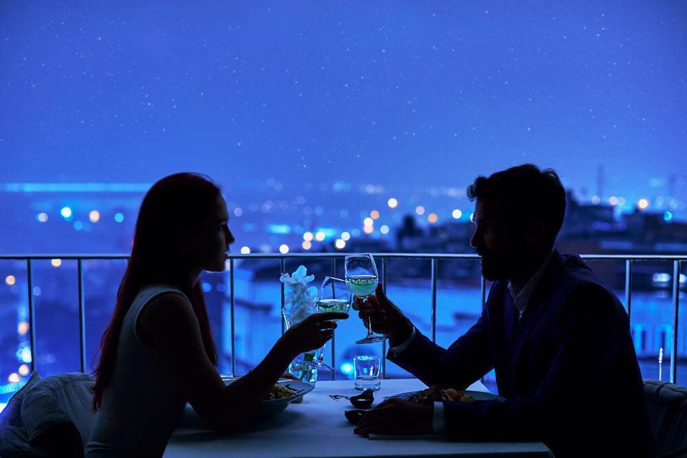 Romantische Dating-Orte in kl