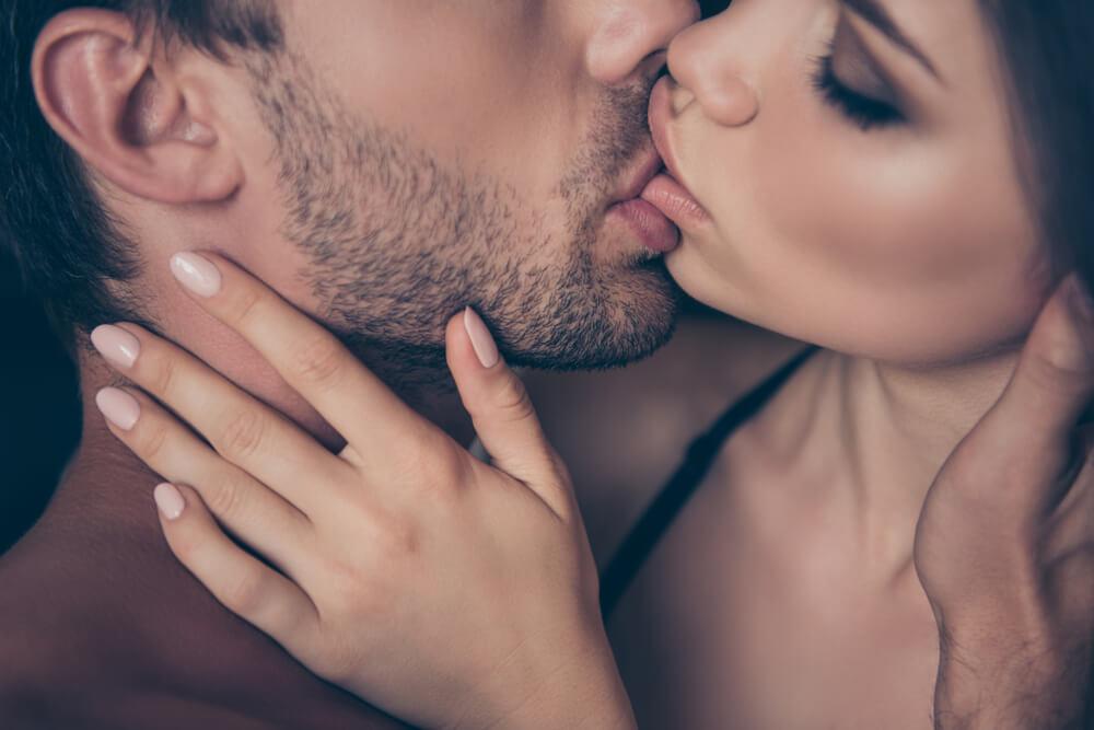 Erstes date kuss auf die stirn