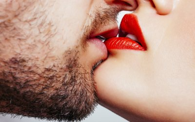 Wie küsst man richtig? Diese 6 Schritte führen zum perfekten Kuss